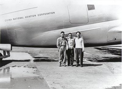 一代名机C47-7楼