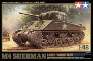 M4 Sherman - Early Production - Tamiya
