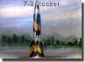 V-2 Rocket - Pegasus Models